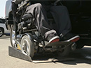 GMC Denali Wheelchair Lift Conversion